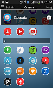Cassata HD MultiLauncher Theme v1.2