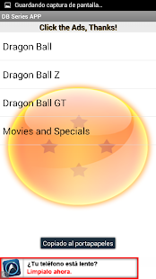 D Ball Z Series FreeAPP