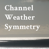 Channel Weather Symmetry