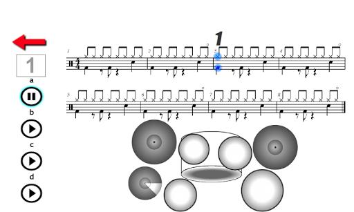 Play Drum Set Fusion