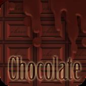 【溶けるチョコレートライブ壁紙】