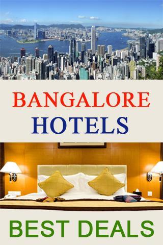 Hotels Best Deals Bangalore