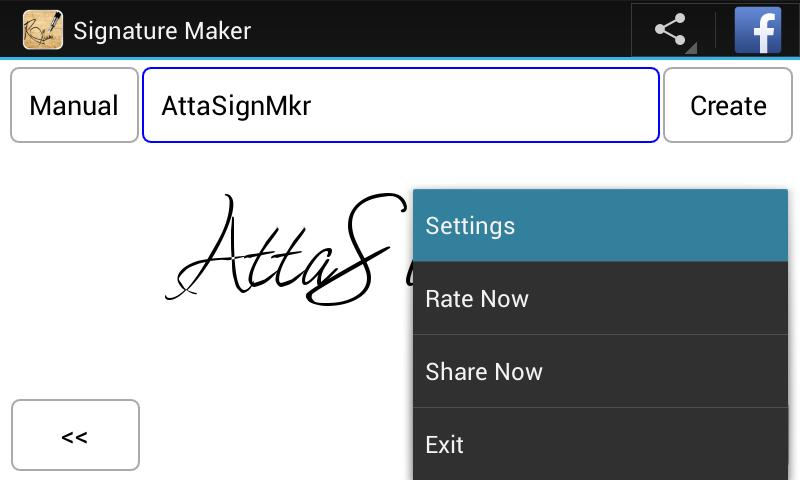 make online signature