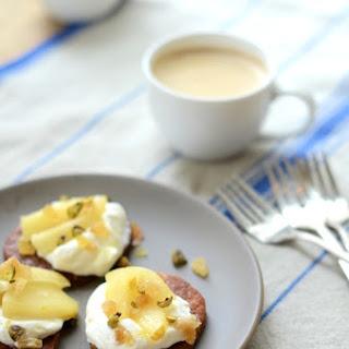 Pear & Ginger Tartlets