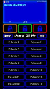 iRemote GSM PRO v2.1.0