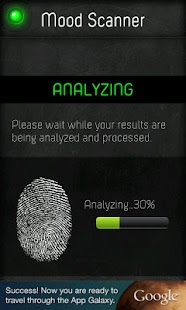 Fingerprint Mood Scanner - screenshot thumbnail
