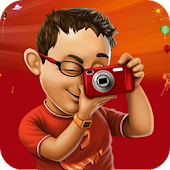 Chhota Bheem Photo App