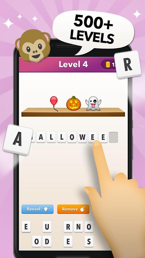 Screenshots of Emoji Quiz for iPhone