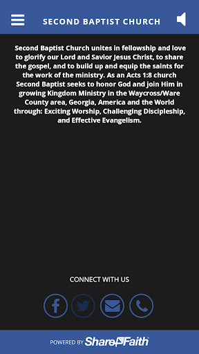 Second Baptist Waycross