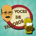 Voces de Famosos icon