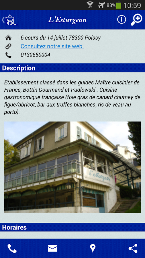 Office de tourisme poissy android apps on google play - Office de tourisme poissy ...