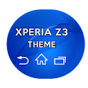 Xperia Z3 Theme Light CM11/PA icon