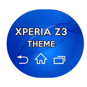 Xperia Z3 Theme Light CM11/PA