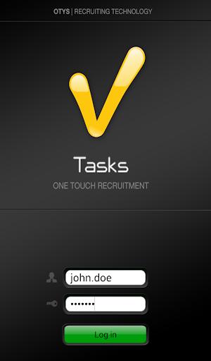OTYS Tasks app