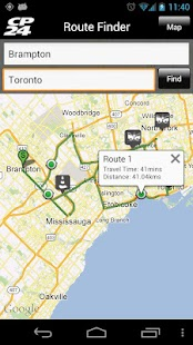 CP24 Traffic Alert - screenshot thumbnail