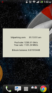 BitParking Stats + Widget - screenshot thumbnail
