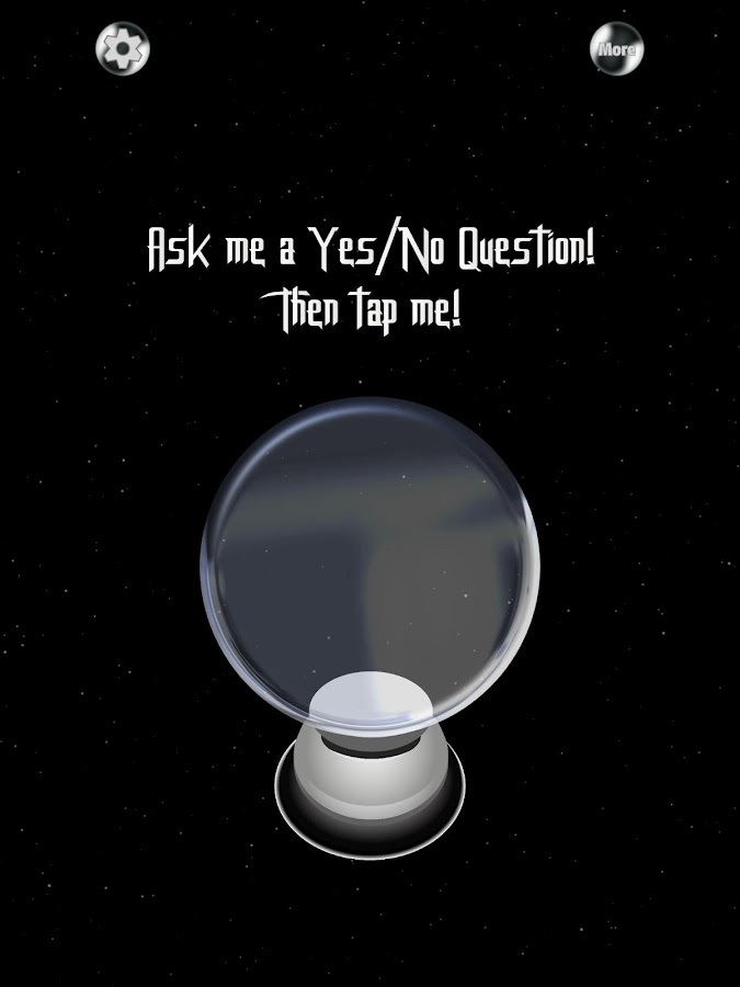 The Magic Crystal Ball- screenshot