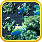 Maldives Jigsaw icon