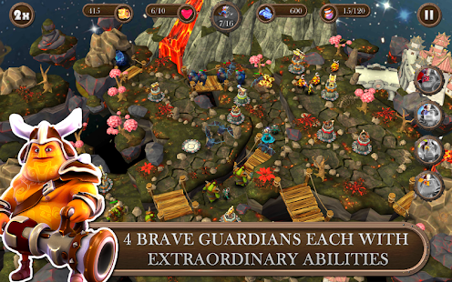 Brave Guardians Screenshot 31