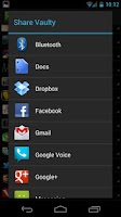 Screenshot of Share Apps ad free