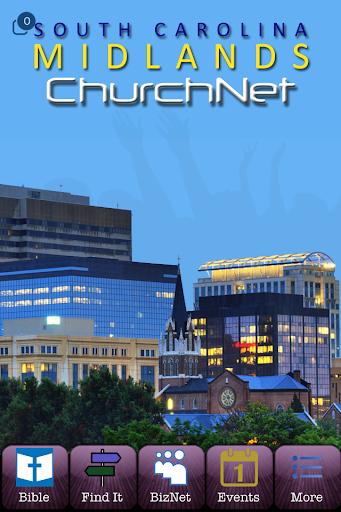 ChurchNet - Midlands SC