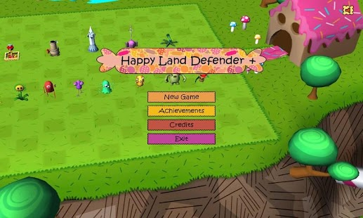 Happy Land Defender+