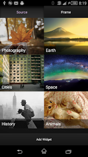 Beautiful Pictures: A Widget- screenshot thumbnail