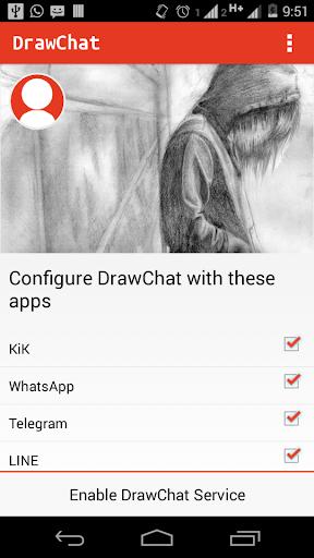 DrawChat Messenger