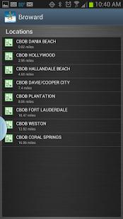 Community Bank of Broward - screenshot thumbnail