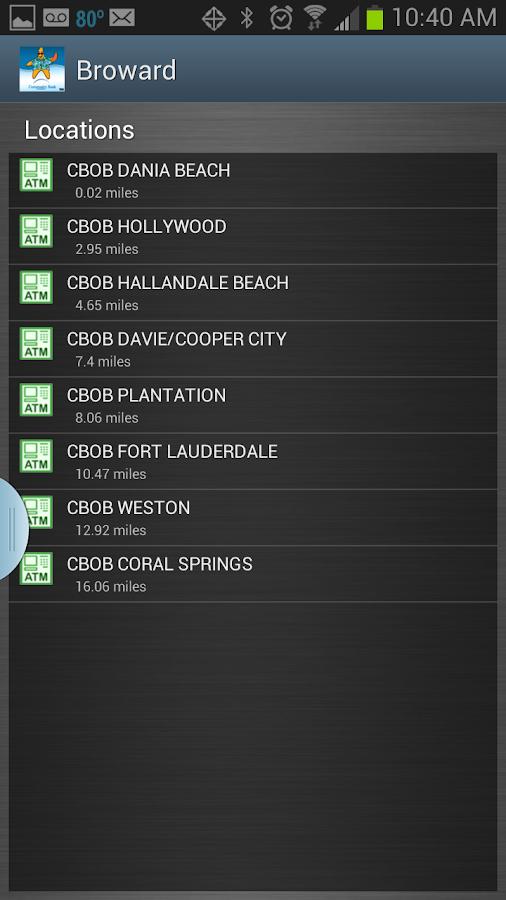 Community Bank of Broward - screenshot