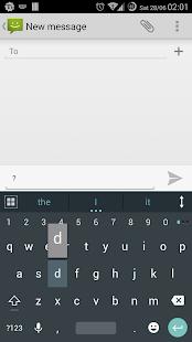 【免費個人化App】A.I. type droid theme-APP點子