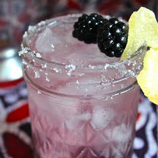 Ginger Blackberry Smash.