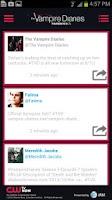 Screenshot of The Vampire Diaries