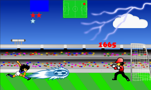Super Star Soccer: Top Striker