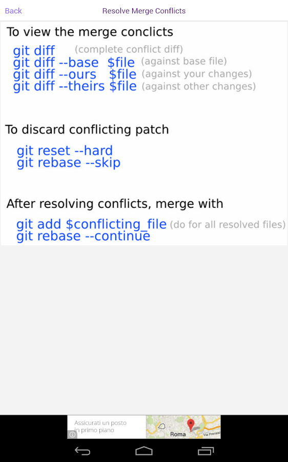 Git Github Cheat Sheet - screenshot