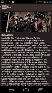 Crossfaith Screenshot 3