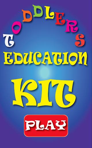 Toddlers Education Kit PRO