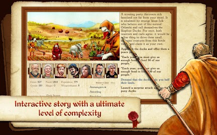 King of Dragon Pass Screenshot 15