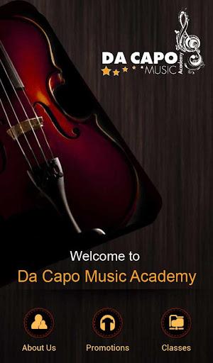 Da Capo Music Academy