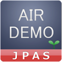 JpasAirDemo logo
