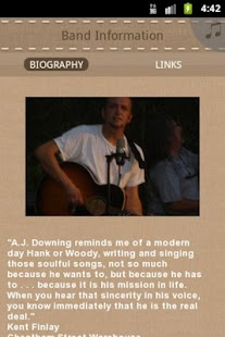 AJ Downing - screenshot thumbnail