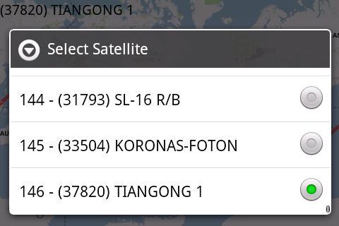 Tiangong 1?- screenshot