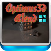 3D Optimus Blend Next Launcher