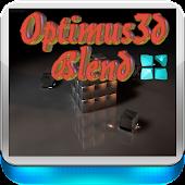 3D Optimus Blend Next Launcher