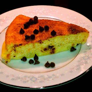 Cannoli Cake.
