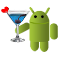 Cocktails 3D icon
