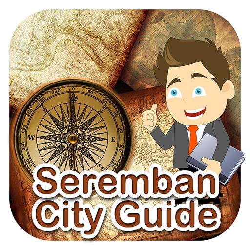 Seremban City Guide LOGO-APP點子