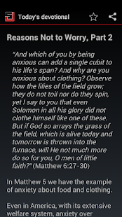 John Piper Daily Devotional - screenshot thumbnail