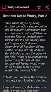 John Piper Daily Devotional - screenshot thumbnail