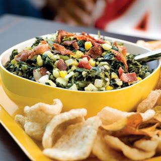 Bacon-and-Greens Salsa.